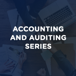 Accounting and Auditing Series